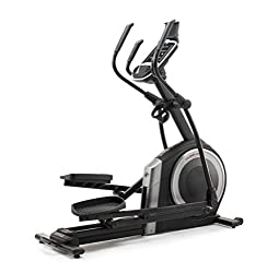 elliptical machine for cardio exercise