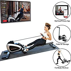 Fitness Reality 1000 Magnetic Rower Machine