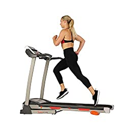 Sunny Health and Fitness Folding Treadmill Review