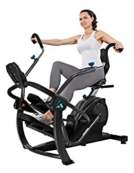 Teeter FreeStep Recumbent Cross Trainer and Elliptical Review